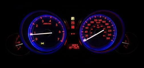dlm-sportcar-dashboard